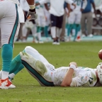 Is Ryan Tannehill done in Miami?